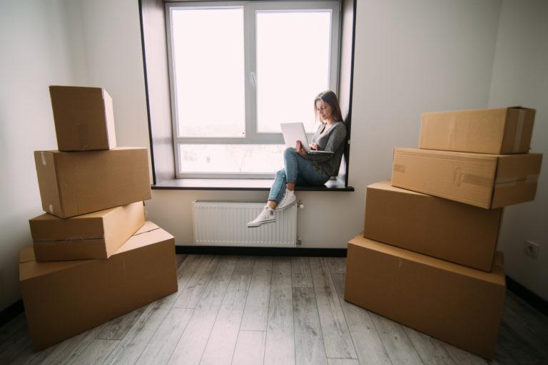 déménagement étudiants